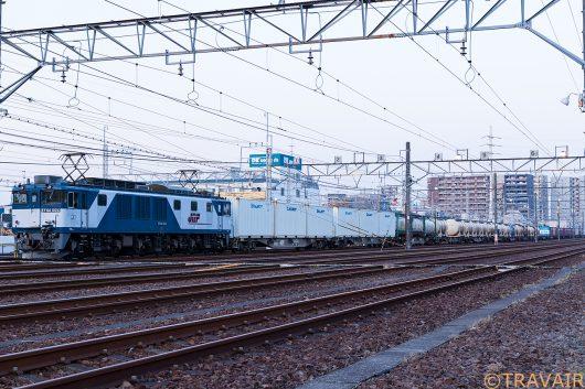 EF64-1024 1095レ 新小岩(信)