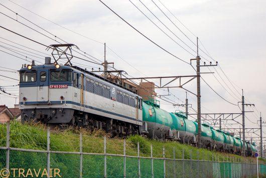 EF65-2060 8876レ 東川口~南越谷間