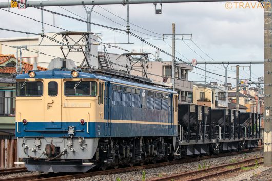 EF65-1104 ホキ