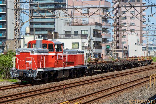 DE10-1752 9295レ 平井駅