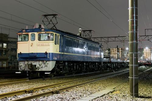 2015.2.18 19:40 新宿工臨 新小岩(信)