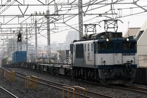 2015.3.8 11:27撮影 1091レ 小岩駅