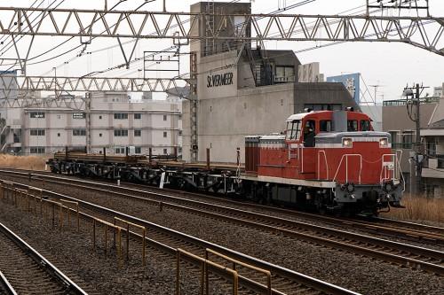 2015.3.7 16:13撮影 工臨 平井駅