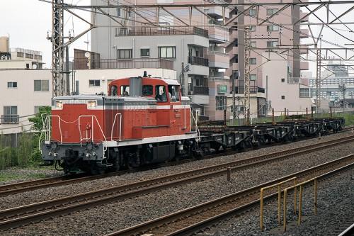 2015.8.28 14:38撮影 工7283レ 平井駅