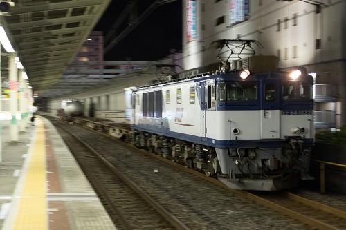 2015.8.11 22:29 5971レ 市川駅