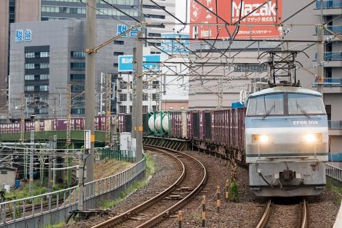 EF66-109 2015.8.21 5:49撮影 4084レ ささしまライブ駅