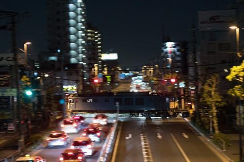 2015.10.27 21:32撮影 5971レ 金町~新小岩(信)間