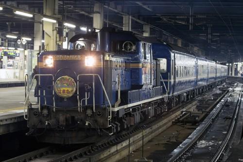 DD51-1148「はまなす」札幌