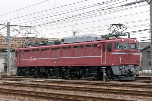 EF81-81単機