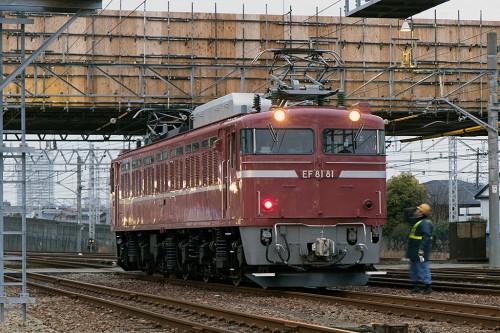 EF81-81入換