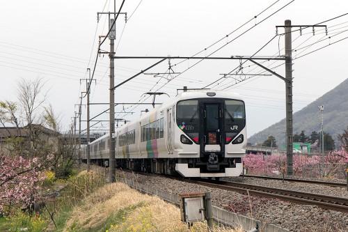 E257系かいじ