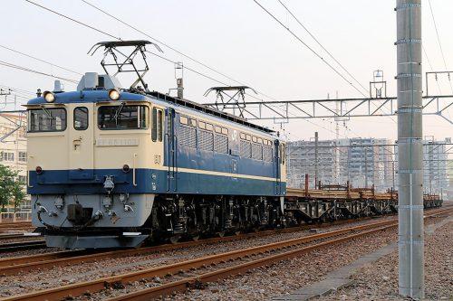 EF65-1103 工9865レ 新小岩(信)