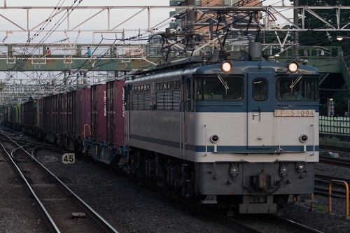 EF65-2094 津田沼駅