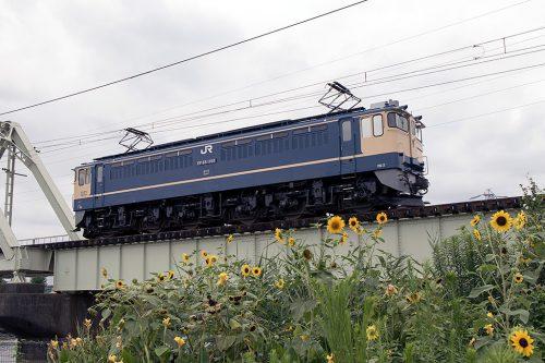 EF65-1102単機