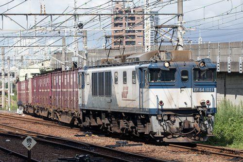 EF64-1021 新小岩(信)