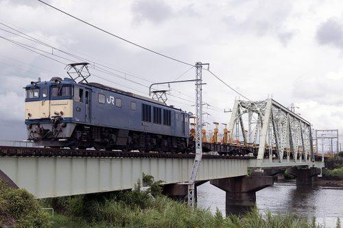EF64-1052 長野工臨