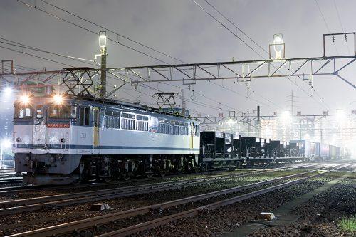 EF65-2080 ホキ付き