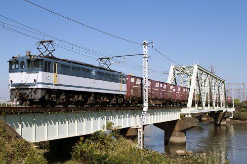 EF65-20951091レ 金町~新小岩(信)間