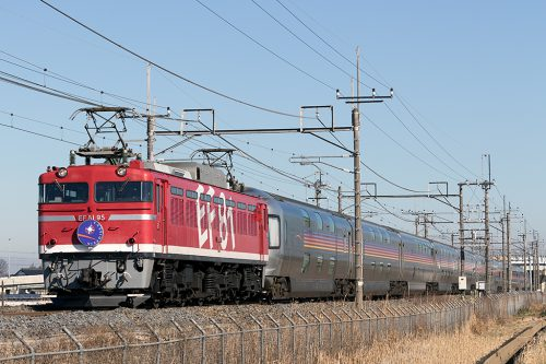 EF81-95カシオペア
