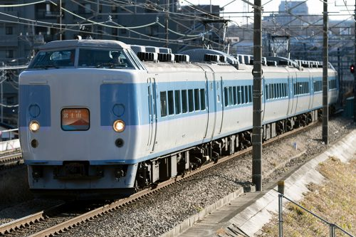 快速ホリデー快速富士山1号