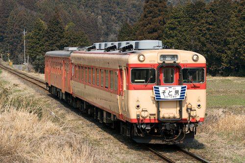 キハ28 102D 西畑~総元間