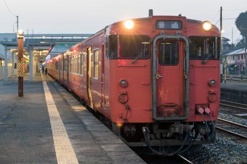 1809D 三次駅