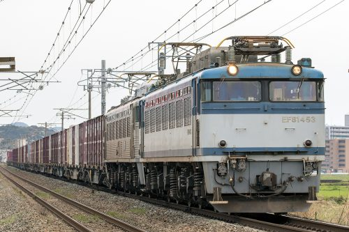 EF81-453+EF81-303