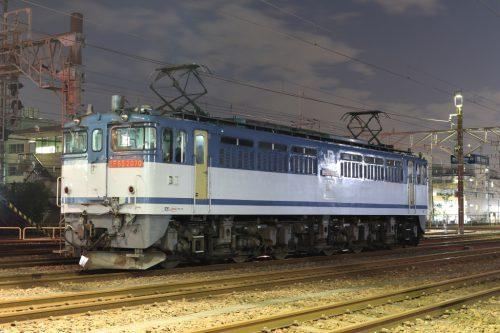 EF65-2070単機