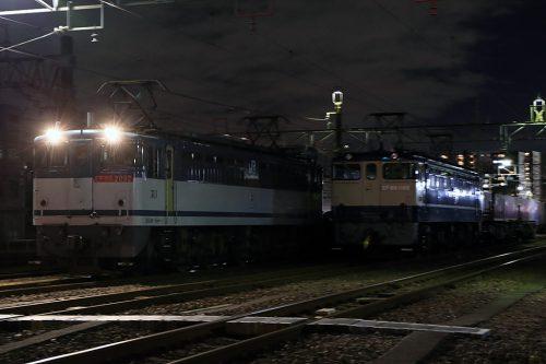 工9753レ&5971レ 新小岩(信)