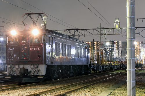 EF64-37 工9871レ 新小岩(信)