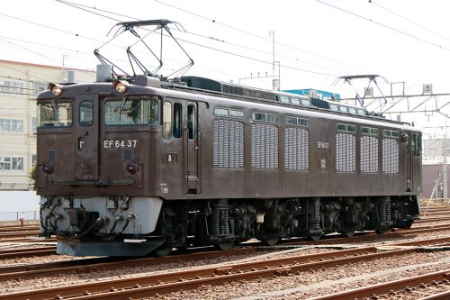EF64-34 入換 新小岩(信)