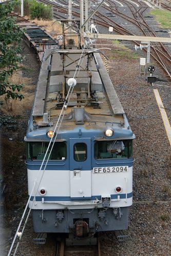 EF65-2094 配8790レ 隅田川駅