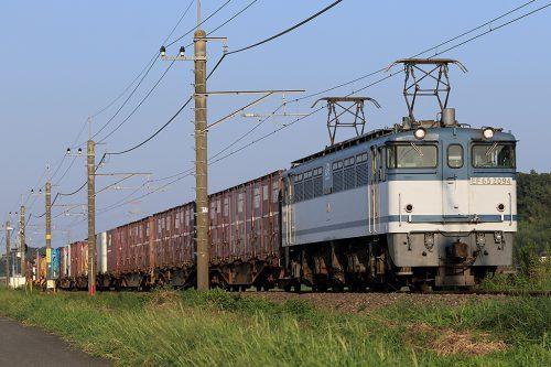EF65-2094 1092レ 下総神崎~滑河間