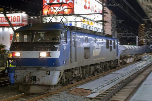 EF210-901 入換 新小岩駅
