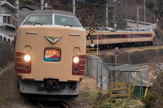189系 ホリデー快速富士山