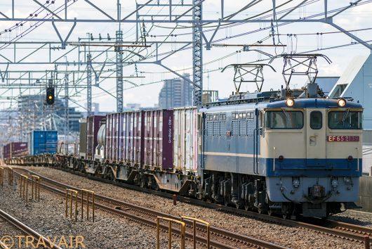 EF65-2139 1091レ 小岩駅