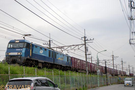 EH200-18 89レ 南越谷~東川口間
