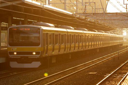 231系 1704B 市川駅