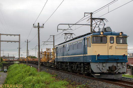 EF65-1103 小田原工臨
