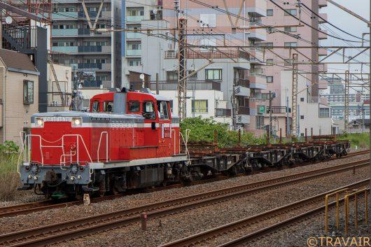 DE10-1571 12:13撮影 9295レ 平井駅