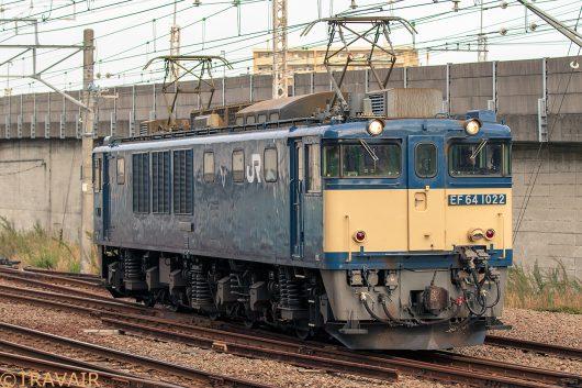 EF64-1022 単1094 新小岩(信)