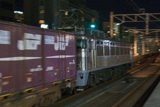 2018.10.14 23:40撮影 1062レ 吉塚駅