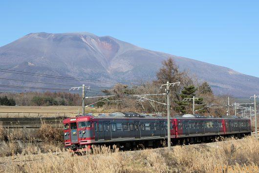 しなの鉄道 115系