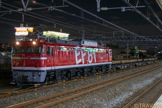 EF81-9514 20:35撮影 工9865レ 金町駅