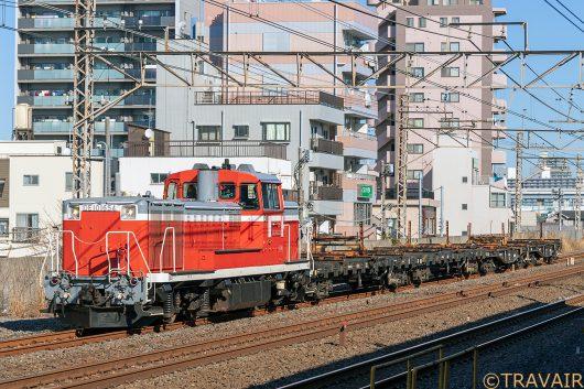 DE10-1654 9295レ 平井駅