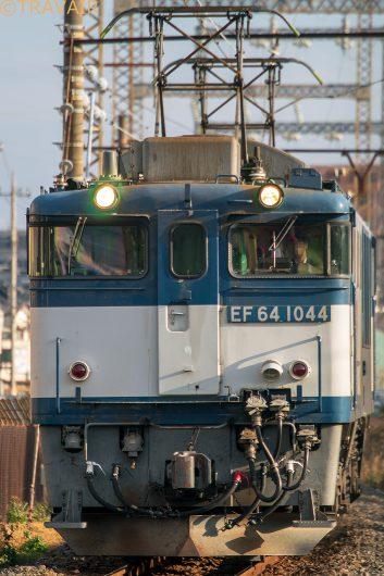 EF64-1044単機