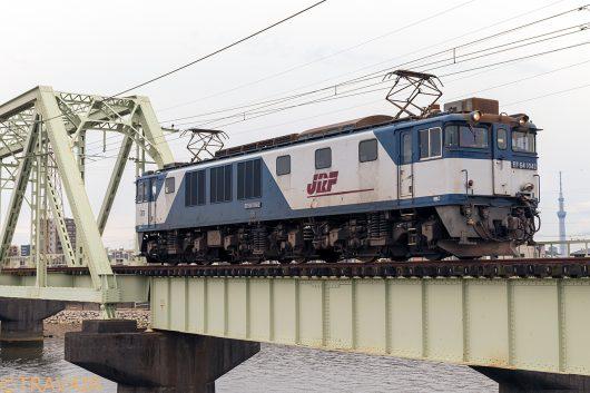 EF64-1042 単 1094 新小岩(信)~金町間