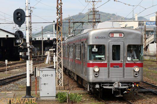 3500系 入換 須坂駅