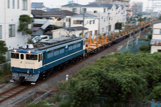 EF65-1115 小田原工臨