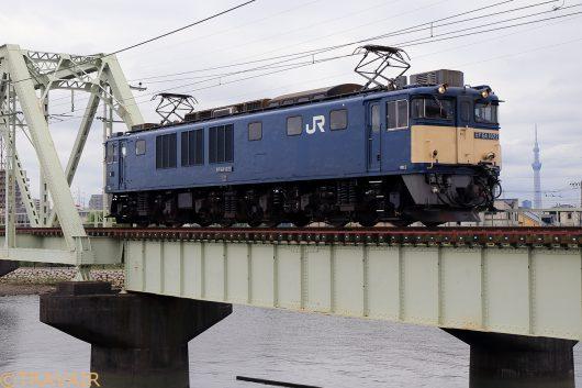 EF64-1022単機